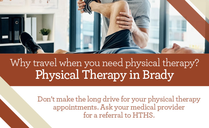 Heart of Texas Healthcare - Physical Therapy Services