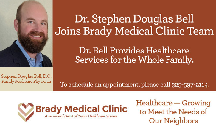 Heart of Texas Healthcare - Dr. Bell