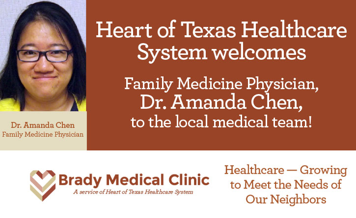 Heart of Texas Healthcare - Dr. Chen