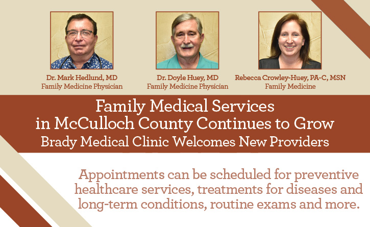 Heart of Texas Healthcare - Family Medicine
